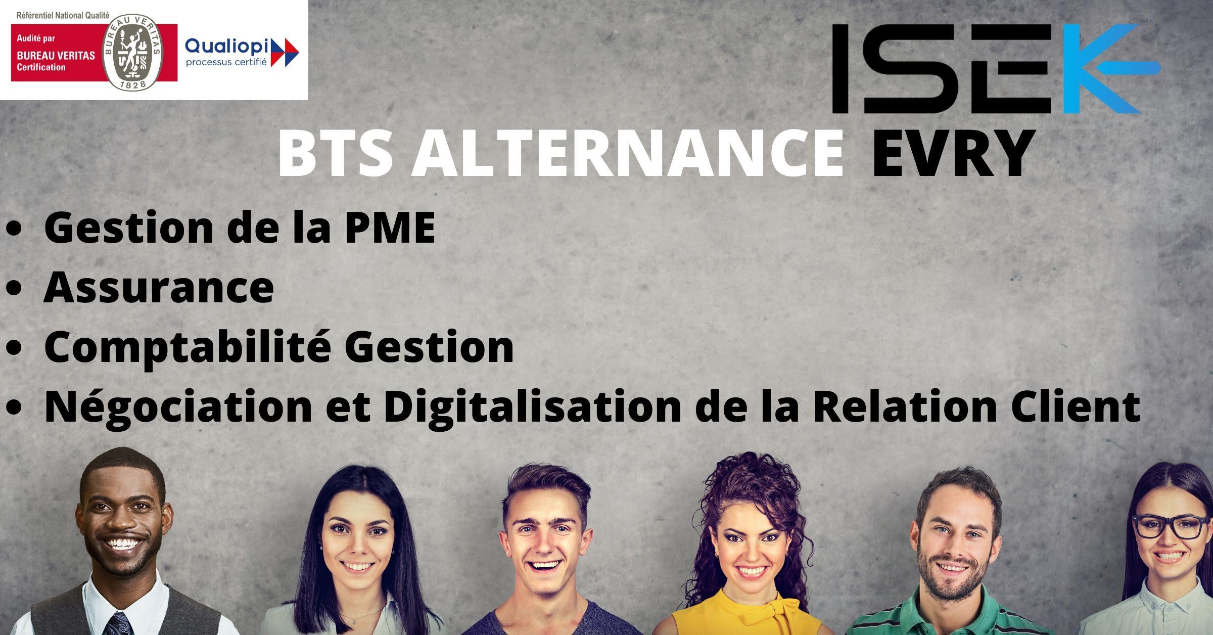 BTS Alternance Evry Essonne Formation