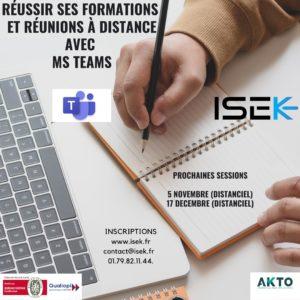 Formation Microsoft teams